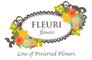 Fleuri Flowers - preserved flowers shop
