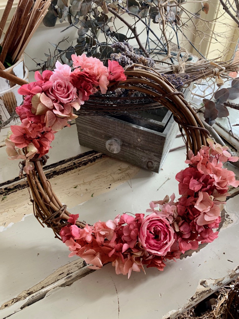 Image of Forest Wreath - Fully Pink